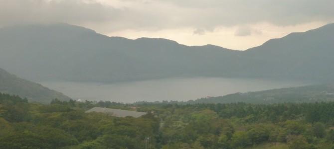 Bye bye Tokio, hello Hakone