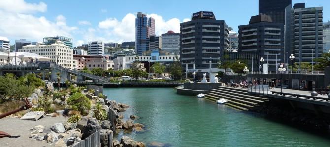 Wellington – Woche 1