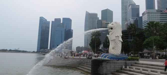 Singapur: Asien hat uns wieder