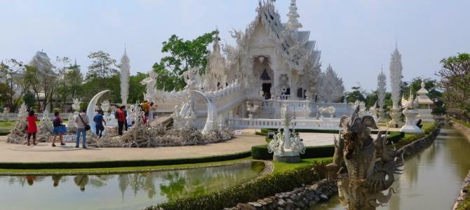 Die letzten Tage in Thailand