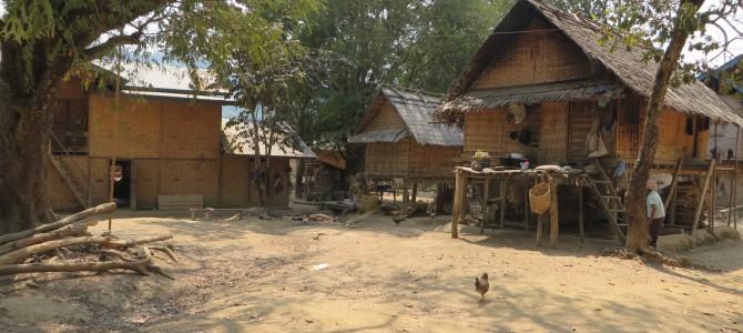 Nong Khiaw, Muang Ngoi und eine Reise in die Vergangenheit
