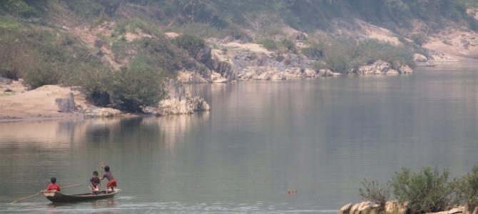 Laos Rückblick