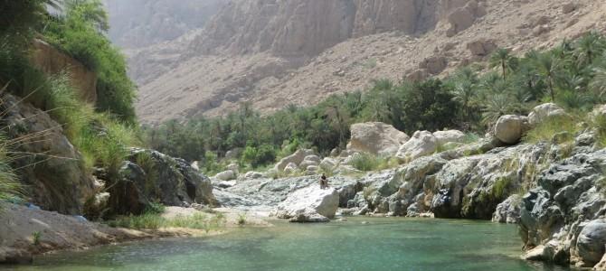 Bimmah, Sur und in die Wüste