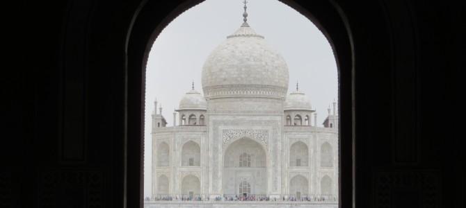 Neu Delhi und Agra: extreme Hitze im Land der Extreme