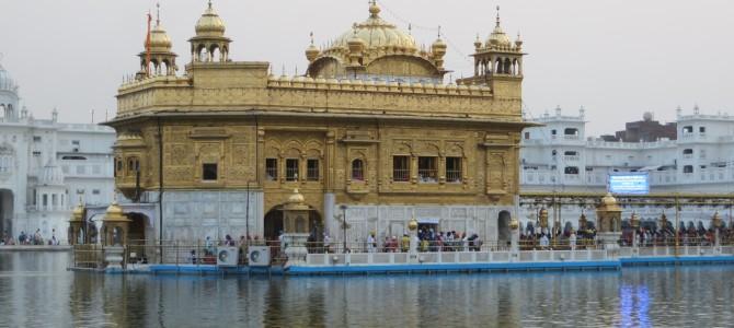 Amritsar: Goldener Tempel und an die Grenze Pakistans