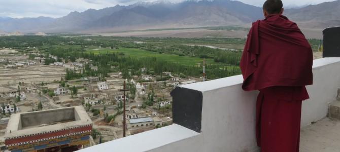 Leh: Dünne Luft, buddhistische Klöster und beim Dalai Lama