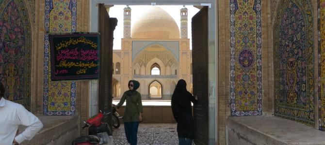 Kaschan und Esfahan
