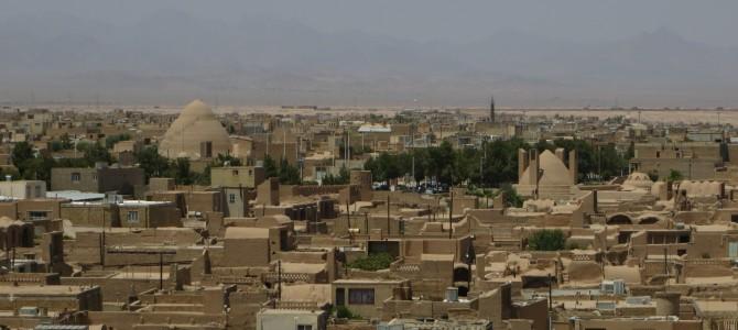Yazd und Umgebung