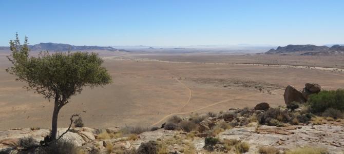 Namibia: auf in den Süden