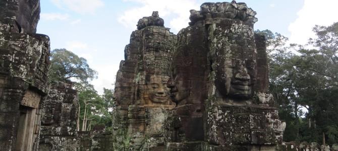Siem Reap: Angkor Tempel und Massentourismus