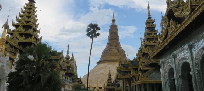 Yangon, Mandalay und Mingun
