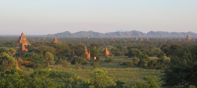Monywa und Bagan