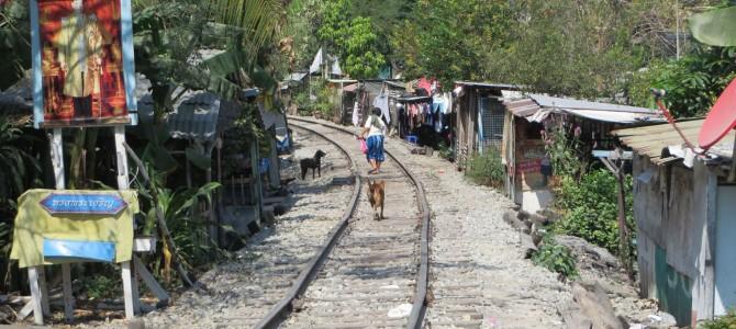 Bangkok: zwischen Luxustourismus und bitterer Armut