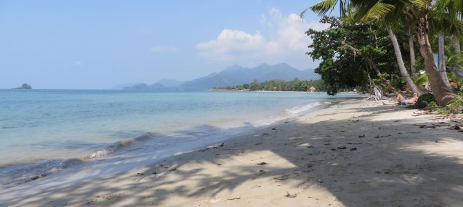 Ko Chang: Strand und Schnorcheln