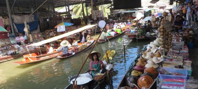 Ratchaburi und Kanchanaburi