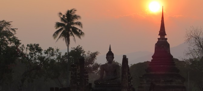 Sukhothai und Chiang Mai