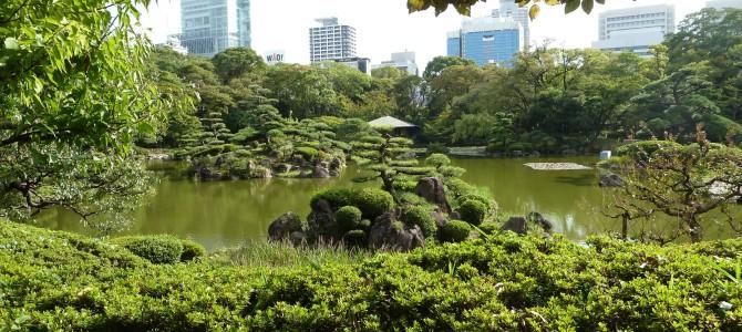 Kobe, Tempel und Gärten, obdachlos in Osaka